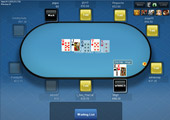 Microgaming Network - Table (NordicBet poker room)